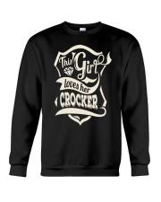 CROCKER with love Crewneck Sweatshirt tile