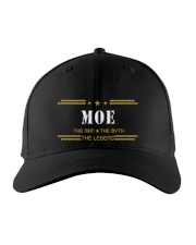 MOE Embroidered Hat front