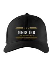 MERCIER Embroidered Hat front