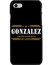 GONZALEZ Phone Case tile