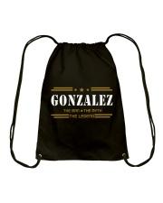 GONZALEZ Drawstring Bag tile