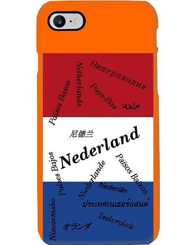 Nederland - The Netherlands - Multiple languages