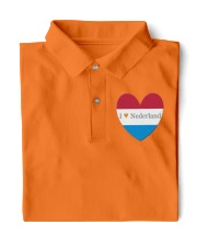 I love Nederland Classic Polo front