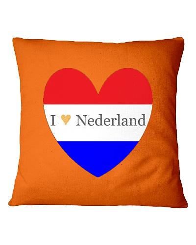 I love Nederland