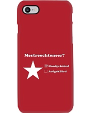 Mestreechteneer Phone Case tile