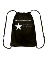 Mestreechteneer Drawstring Bag tile