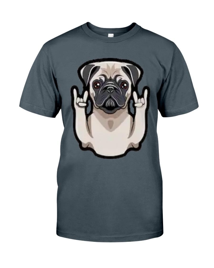 pug Dog 2019 Classic T-Shirt