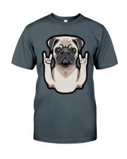 pug Dog 2019 Classic T-Shirt front