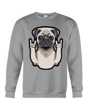 pug Dog 2019 Crewneck Sweatshirt thumbnail