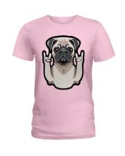 pug Dog 2019 Ladies T-Shirt thumbnail