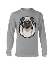 pug Dog 2019 Long Sleeve Tee thumbnail