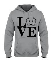 I Love my dog  Hooded Sweatshirt thumbnail