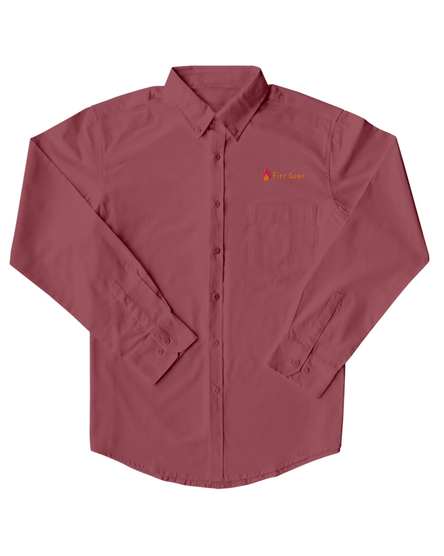 Fire Gear CL Dress Shirt