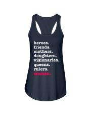 Heroes Friends Mothers Women Ladies Flowy Tank thumbnail