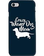 Dachshund Crazy Wiener Dog Mom Phone Case thumbnail