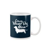 Dachshund Crazy Wiener Dog Mom Mug thumbnail