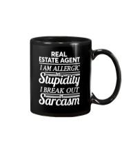 Real Estate Agent Sarcasm Mug thumbnail