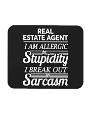 Real Estate Agent Sarcasm Mousepad thumbnail