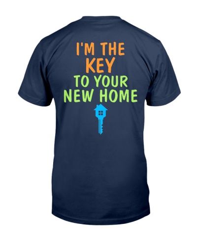 Realtor I Am The Key To Your New Home