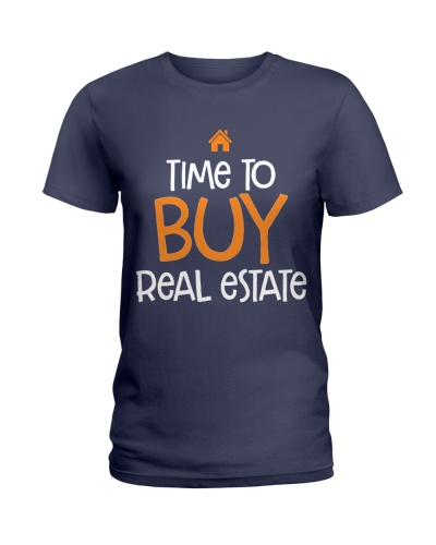 Time To Buy Real Estate