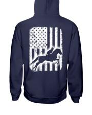 Horse Flag America Hooded Sweatshirt thumbnail