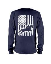 Horse Flag America Long Sleeve Tee thumbnail