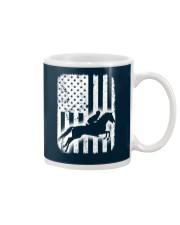 Horse Flag America Mug thumbnail