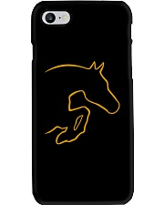 Funny Horse Shirt - Horse Jumping Phone Case thumbnail