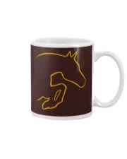 Funny Horse Shirt - Horse Jumping Mug thumbnail