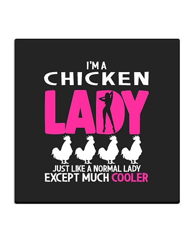 I Am A Chicken Lady