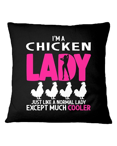 I Am A Chicken Lady