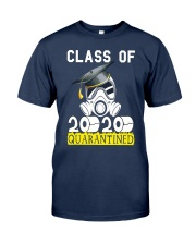 Senior Class of 2020 Quarantined Graduation Classic T-Shirt tile