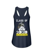 Senior Class of 2020 Quarantined Graduation Ladies Flowy Tank thumbnail