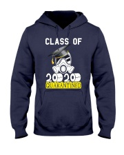 Senior Class of 2020 Quarantined Graduation Hooded Sweatshirt thumbnail