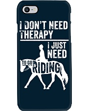 Horse I Just Need To Go Riding Phone Case thumbnail