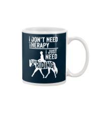Horse I Just Need To Go Riding Mug thumbnail