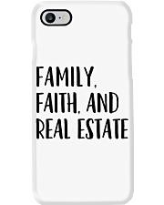 Realtor Realtor Family Faith And Real Estate Phone Case thumbnail