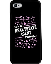 Funny Realtor - It's A Real Estate Agent Thing Phone Case thumbnail