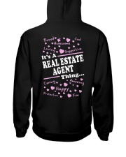 Funny Realtor - It's A Real Estate Agent Thing Hooded Sweatshirt thumbnail