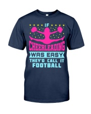 Cheerleading Was Call It Football Classic T-Shirt thumbnail