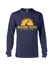 Morning Wood Sawdust Company Long Sleeve Tee thumbnail