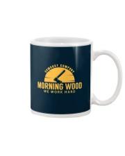 Morning Wood Sawdust Company Mug thumbnail