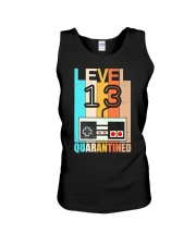 Level 13 Quarantined 13rd Birthday Gamer Unisex Tank thumbnail