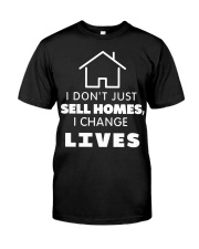 Funny Real Estate Agent Shirt Classic T-Shirt thumbnail