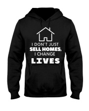 Funny Real Estate Agent Shirt Hooded Sweatshirt thumbnail