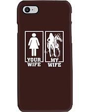 Husband Horse Lover  Phone Case thumbnail