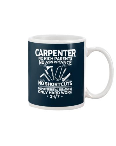 Carpenter No Shortcuts Carpenter