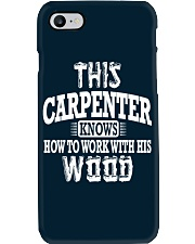 This Carpenter Knows How To Work With This Wood Phone Case thumbnail