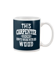 This Carpenter Knows How To Work With This Wood Mug thumbnail