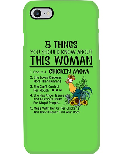5 Things You Should Know About Chicken Mom